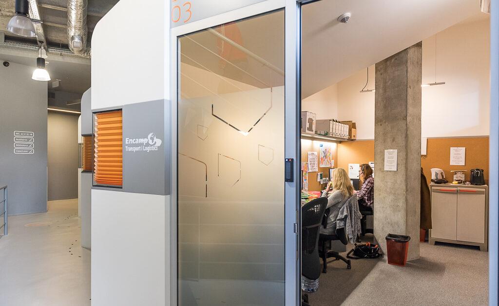 escritório para equipas