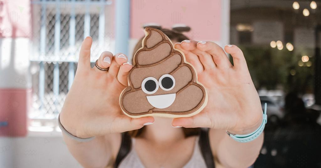Escrever artigos emoji