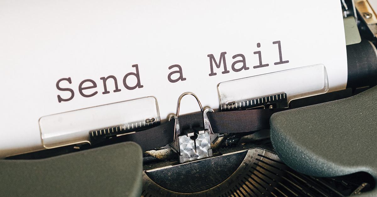 Automações de email