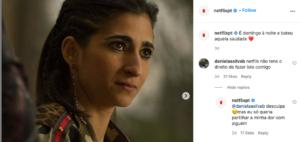 Respostas da Netflix Portugal