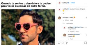Lucifer netflix Portugal