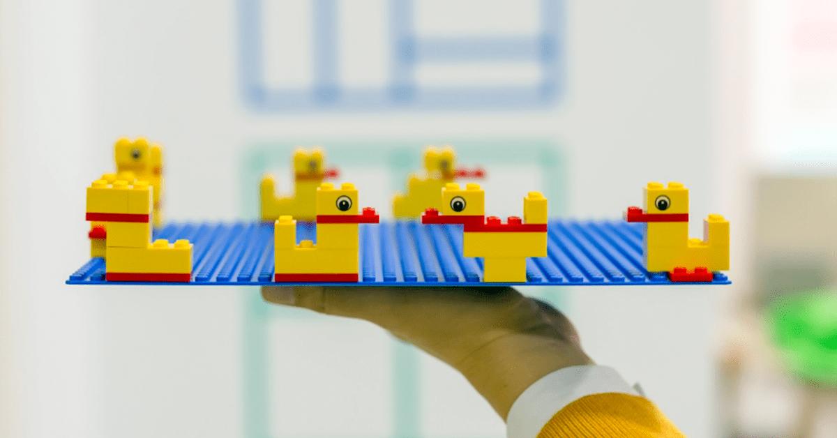 Curso Lego Serious Play