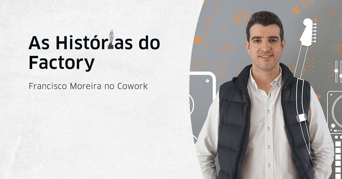 espaço de Cowork em Braga